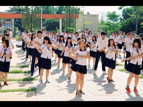 Đồng phục học sinh mẫu 011