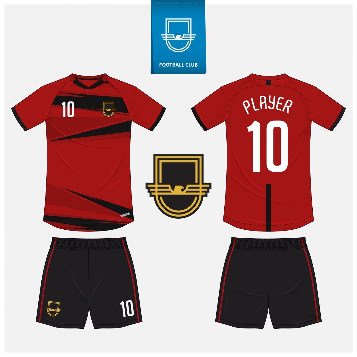 Áo bóng đá thiết kế theo yêu cầu mã số 0005